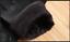 Gants-Homme-Cuir-Veritable-Peau-Mouton-Noir-ou-Noir-Marro-Rembourage-Chaud-Hiver miniature 5