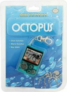 Nintendo-Game-amp-Watch-Octopus-Mini-Classics-NEW-official-sealed-blister