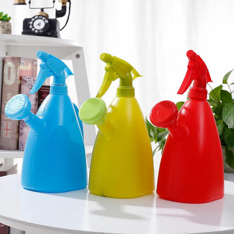 Watering Can Indoor Garden Plants Pressure Spray Water Kettle Adjustable SprayUK