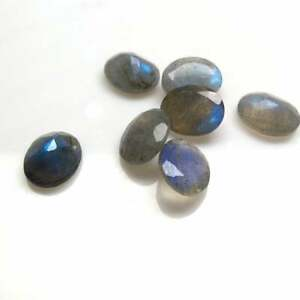 Natural Mystic Opal Loose Gemstones Oval Shape 4x6mm Facted Cut AAA Quality