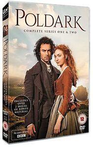 0b0f615cd221d5 Poldark Complete Collection Series 1-2 DVD Box Set Season 1 2 UK ...
