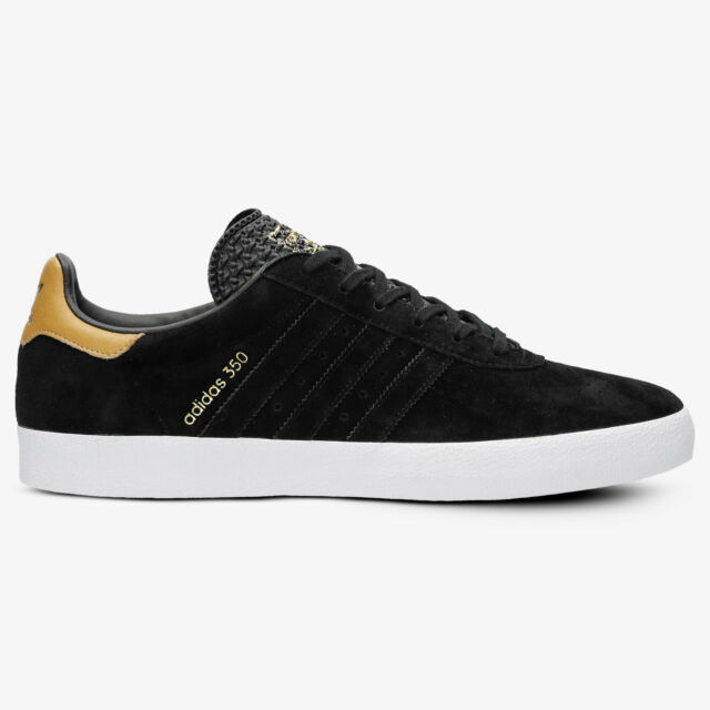 new arrival 72536 b1e18 adidas Originals 350 Black Suede SNEAKERS (bb5287) Size 13 US for sale  online  eBay