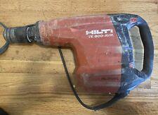Hilti Te 800 Avr Hi Drive Demolition Hammer Breaker For Parts