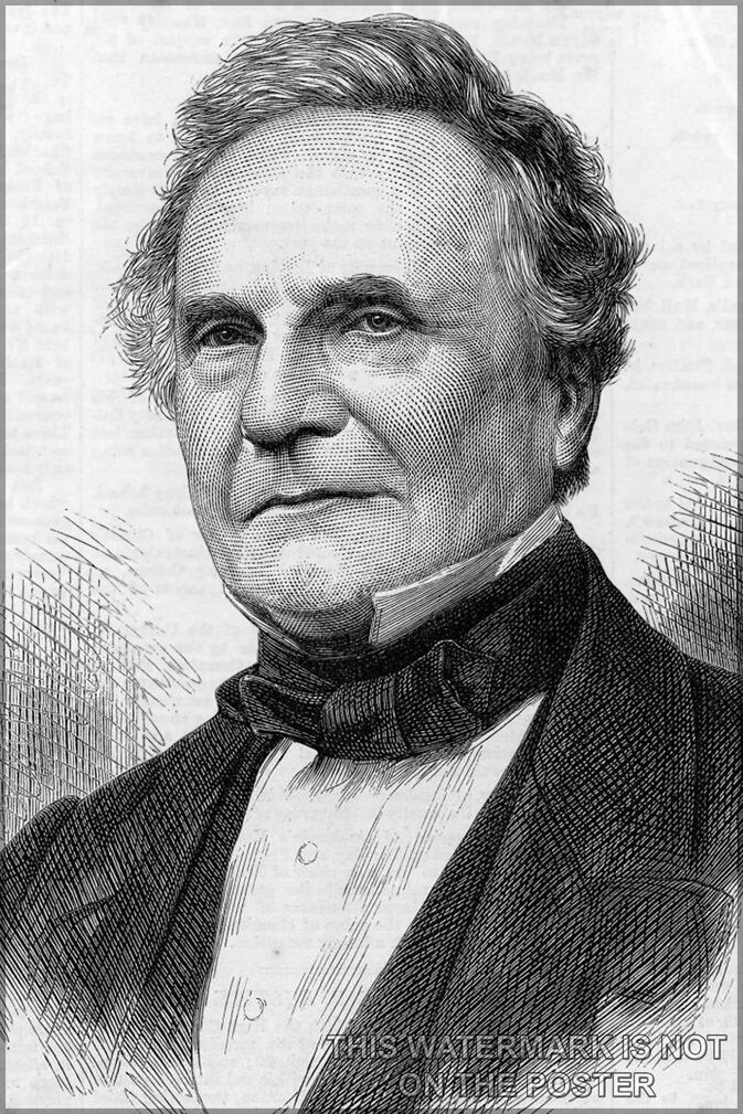 Plakat, Viele Größen; Charles Babbage