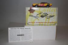 MATCHBOX COLLECTIBLES DYM37599 1971 PLYMOUTH BARRACUDA, BUDWEISER RACING, 1:43