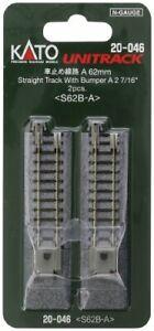 KATO-N-gauge-bollard-line-A-62mm-2-pieces-20-046-model-supplies-railroad
