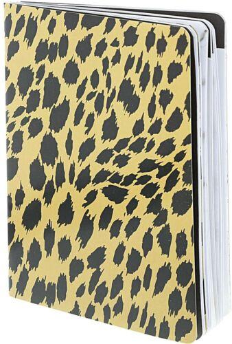 "Teresa Collins Personal//Travel Planner 6/""X8/""-Leopard"