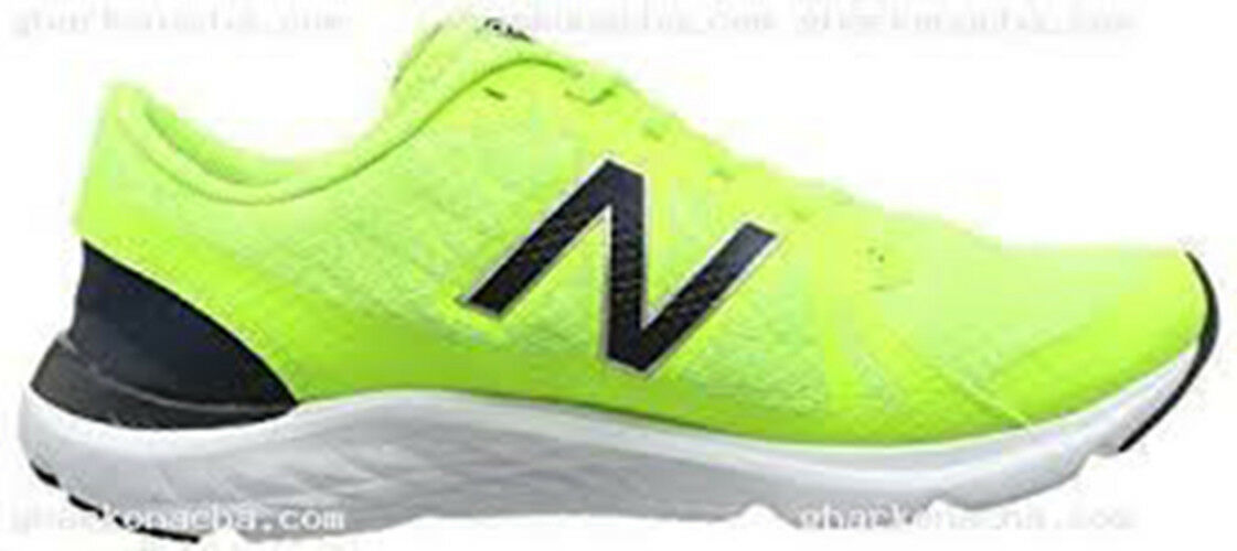 New Balance Men's M690RT4 TOXIC EQUINOX Running shoes-cushion