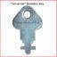 034-Universal-034-Skeleton-Key-for-Paper-Towel-amp-Toilet-Tissue-Dispensers-12-pk thumbnail 2
