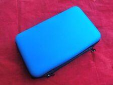 Nintendo 3DS XL / NEW 3DS XL/ DSi XL Schutzhülle Etui Tasche HardCase in BLAU