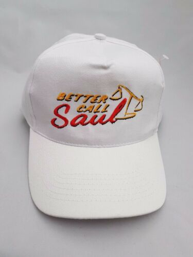 Hat Breaking Bad Better Call Saul Embroidered Baseball Cap