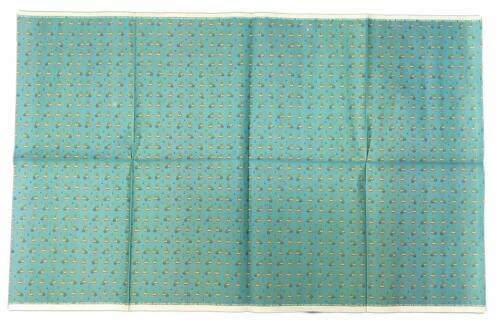 Open Road Campers Cactus Eco Friendly Reversible Folded Gift Wrap Wrapping Paper
