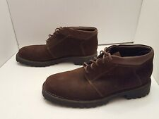 e6321544b43 Sebago Chukka ankle Boot Suede Brown Men's Size 10 W Handcrafted | eBay