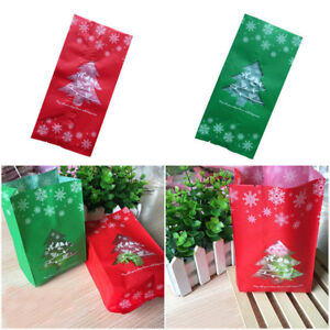 GIFT PARTY LOOT SMALL BAGS Birthday Christmas Colour Gift Treat Sweet Candy Bag Home, Furniture & DIY