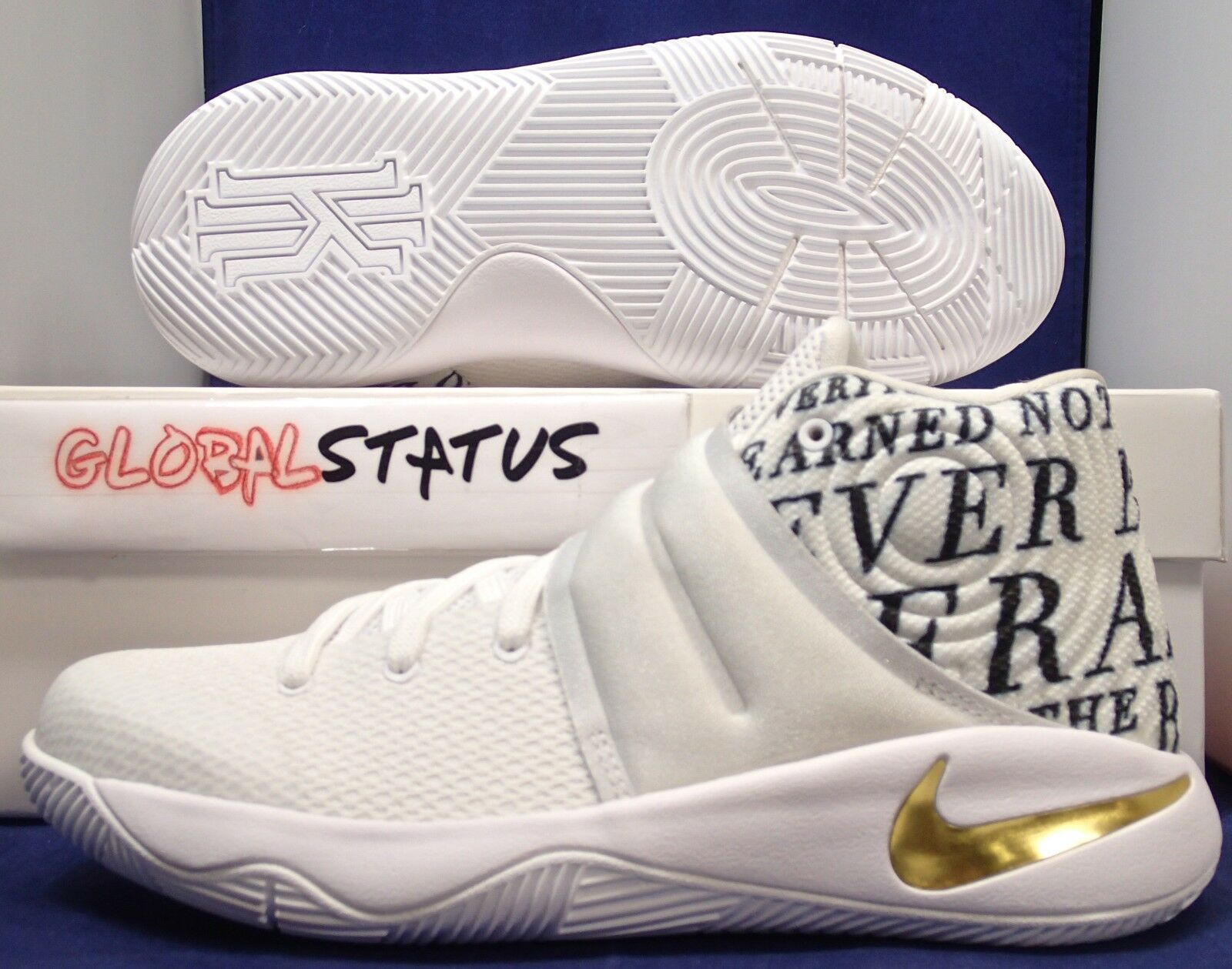 GS NIKE ID KYRIE 2 CHAMPIONSHIP GOALS