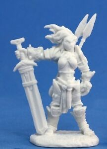 Reaper Bones 89005 Amiri Iconic Barbarian