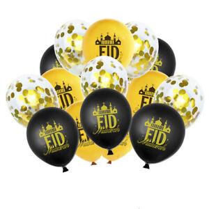 10pcs-Eid-Mubarak-Ballons-Happy-Eid-Balloons-islamique-Nouvelle-Annee-Decoration-Fournitures