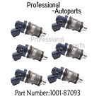 6PCS 1001-87093 New Fuel Injectors For Toyota MR2 Turbo SW20 3SGTE Celica GT4