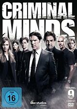 5 DVD-Box ° Criminal Minds - Staffel 9 ° NEU & OVP