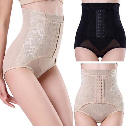 Slim Body High Waist Shaper Training Tummy Tight Cincher Girdle Corset Pants