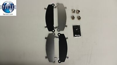 Toyota 0494558010 Front Brake Pad Shim//Disc Brake Pad Shim