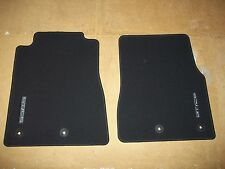 2013 2014 FORD MUSTANG CALIFORNIA SPECIAL GT/CS CARPETED FLOOR MATS 2 PIECE SET