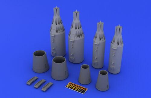 Eduard Accessories 648025-1:48 Rocket Launcher Ub-16 /& Ub-32 Resin Bausatz