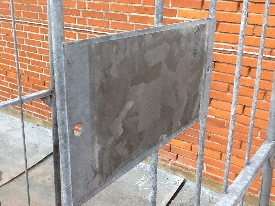 Rullebur 2sidet 160x70x80 cm - 2 stk - pris/stk