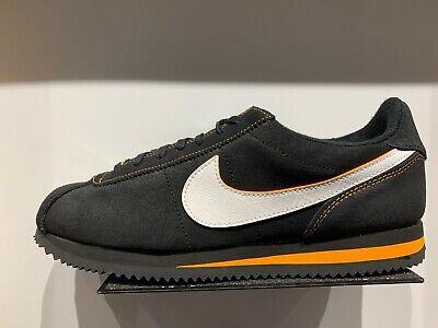 Nike Cortez Day of the Dead Noir Orange Halloween SZ 8 13 NEW DS NEW | eBay