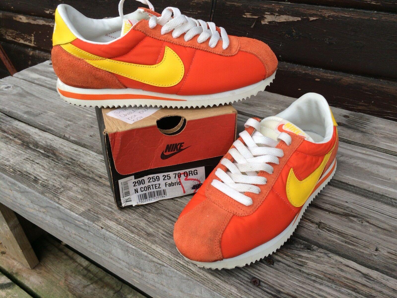 Nike Cortez 1997 Rare Colours Vintage