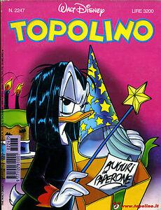fumetto-TOPOLINO-WALT-DISNEY-numero-2247