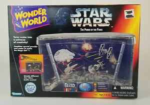 Star-Wars-1995-Kenner-Wonder-World-Figure-Water-Tank-NEW-SEALED