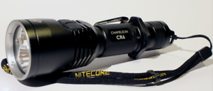 Nitecore-CR6-Red-Chameleon-Cree-XP-G2-R5-White-Green-Blue-LED-Flashlight