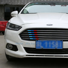 New Sport Style Front Grille Trim For Ford Fusion 2013 2014 2015 2016 2017