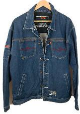 Vintage Triple Five Soul NYC 1989 Cotton Denim Jacket XXL Triple 5 Soul