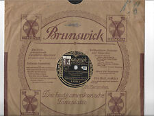 Louis Armstrong auf Vorkriegs Brunswick : Struttin with some Barbecue