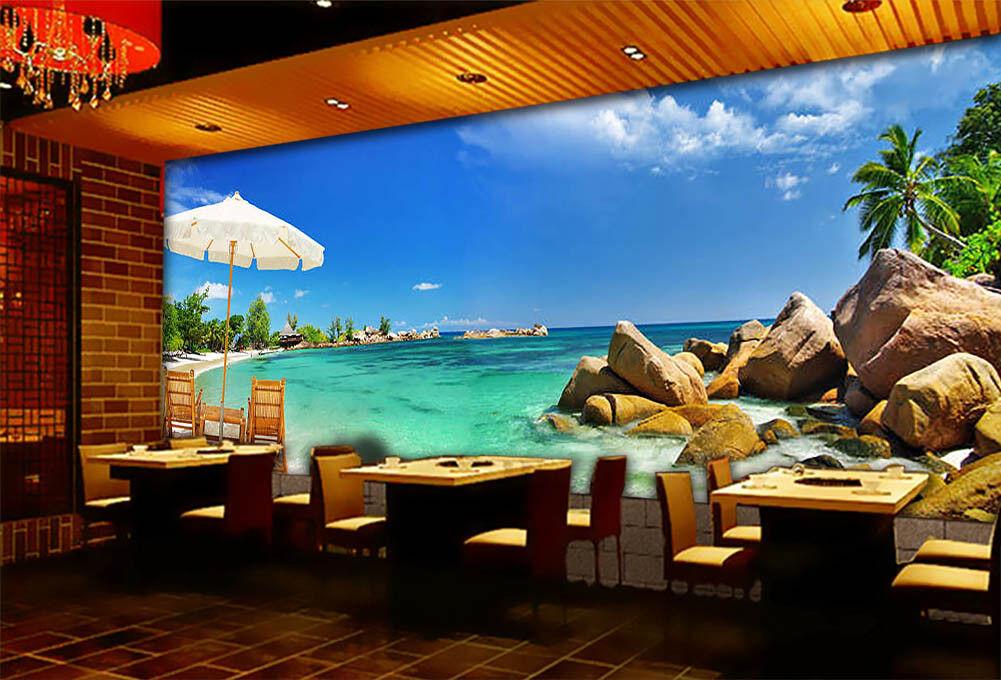 Beautiful Amgoldus Sea 3D Full Wall Mural Photo Wallpaper Print Home Kids Decor