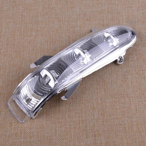 Paar LED Spiegel Blinker Rückspiegel Lampe Fit Für Mercedes W215 W220 1999-2002