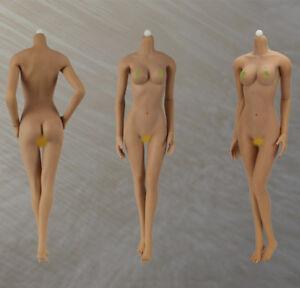JIAOU DOLL 1//6 Female Suntan JOQ-10C-BS Mid Bust Dismantle Foot Figure Body Doll
