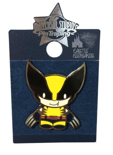 Universal Studios Wolverine Trading pin X-men