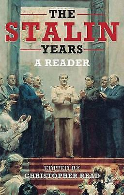 1 of 1 - USED (VG) The Stalin Years: A Reader