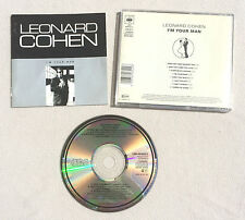LEONARD COHEN - I'M YOUR MAN / CD ALUM CBS 4606422