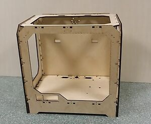 (unofficial) Replicator Xl V1.5 6mm Mdf Laser Cut Frame *wold Wide Shipping * Riche Et Magnifique