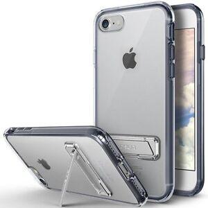 OBLIQ Naked Shield Crystal Clear Case Slim Dual Layer Skin