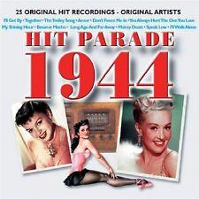 CD*HITPARADE 1944**25 GROSSE HITS***NAGELNEU & OVP!