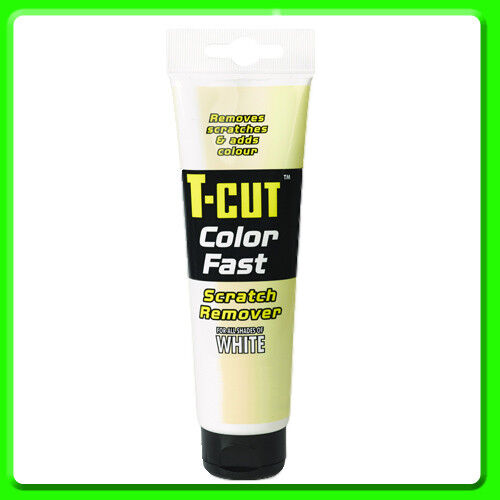 * Pack of 3 * T-Cut Colour Fast Scratch Remover White 150 gram CSW150