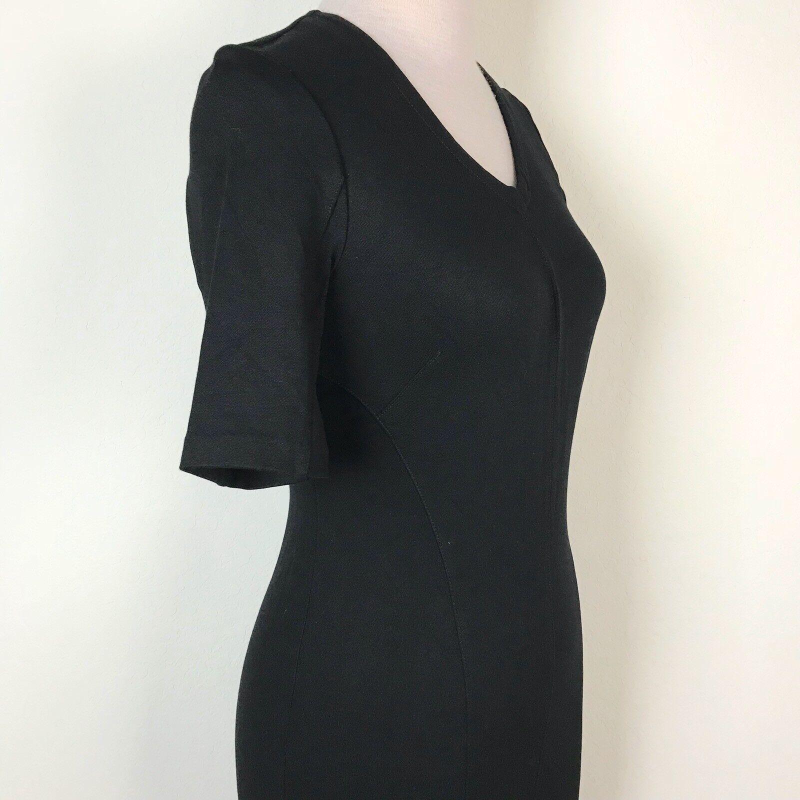 Cabi Claire Black Dress Career Evening LBD #3101 … - image 5