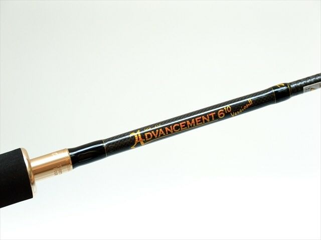 Thirty 34 Four Advancement HSR-610 Version2 Ajing Spinning Rod