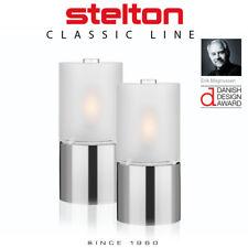 Stelton - Öllampe mit satiniertem Glas
