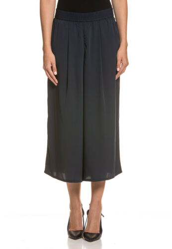 TOM TAILOR DENIM Damen Culotte Hose Freizeit Lose Palazzo Sommer
